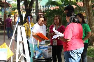 Awarding of Housekeeping tool kits to 4Ps beneficiaries (2)
