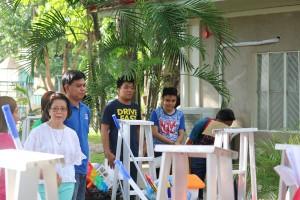 Awarding of Housekeeping tool kits to 4Ps beneficiaries (4)