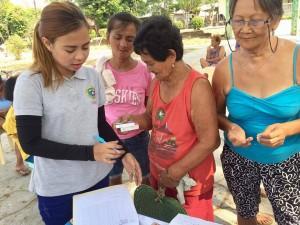 Barangay Health Club at Brgy Aringin and Atencio, Moncada, Tarlac (1)