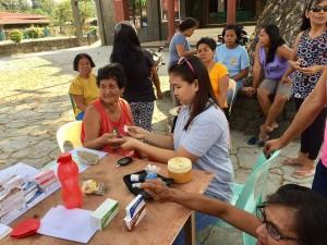 Barangay Health Club at Brgy Aringin and Atencio, Moncada, Tarlac (2)