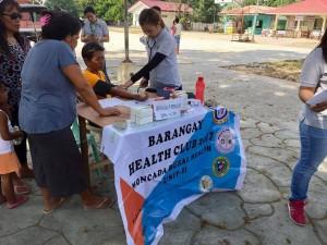 Barangay Health Club at Brgy Aringin and Atencio, Moncada, Tarlac (6)