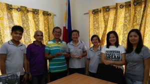 "Best Senior Citizens Center"" of 2017 in the entire Province of Tarlac"