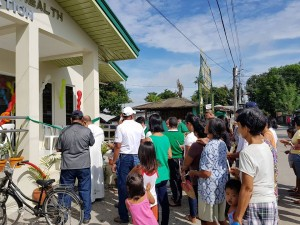 Blessing and Inauguration of the New Capaoayan Barangay Health Station  (3)
