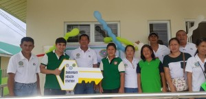 Blessing and Inauguration of the New Capaoayan Barangay Health Station  (4)
