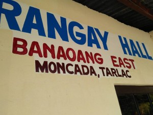 Community Based Mass Blood Donation and Syphilis Testing for pregnant women at Brgy. Banaoang East, Moncada, Tarlac (3)