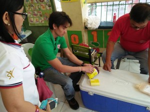 Community Based Mass Blood Donation and Syphilis Testing for pregnant women at Brgy. Banaoang East, Moncada, Tarlac (4)