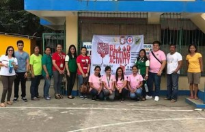 Community Based Mass Blood Donation and Syphilis Testing for pregnant women at Brgy. Banaoang East, Moncada, Tarlac (5)
