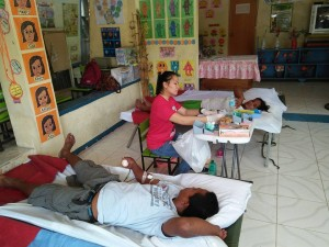 Community Based Mass Blood Donation and Syphilis Testing for pregnant women at Brgy. Banaoang East, Moncada, Tarlac (8)