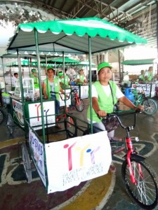 Distribution of nego cart to 73 beneficiaries of Moncada (8)