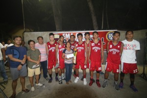 EMA Cup Summer Basketball Tournament  Champion - District 8 (Senior Division) on May 12, 2017 (1)