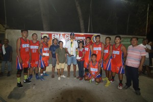 EMA Cup Summer Basketball Tournament  Champion - District 8 (Senior Division) on May 12, 2017 (2)