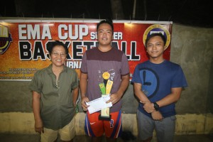 EMA Cup Summer Basketball Tournament  Champion - District 8 (Senior Division) on May 12, 2017 (21)