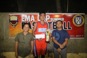 EMA Cup Summer Basketball Tournament  Champion - District 8 (Senior Division) on May 12, 2017 (25)
