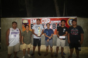 EMA Cup Summer Basketball Tournament  Champion - District 8 (Senior Division) on May 12, 2017 (26)