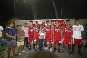 EMA Cup Summer Basketball Tournament  Champion - District 8 (Senior Division) on May 12, 2017 (28)