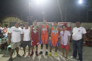 EMA Cup Summer Basketball Tournament  Champion - District 8 (Senior Division) on May 12, 2017 (4)