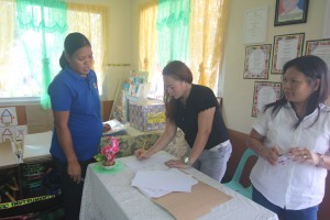 Evaluation of Aringin Day Care Center -  March 15, 2017 (8)