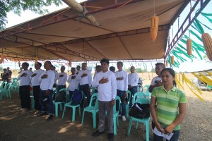 Farmers Field Schoold (FFS Corn) Field Day and Graduation Ceremonies (11)