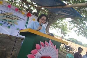Farmers Field Schoold (FFS Corn) Field Day and Graduation Ceremonies (16)