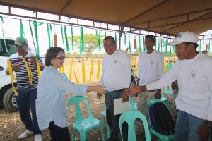 Farmers Field Schoold (FFS Corn) Field Day and Graduation Ceremonies (2)