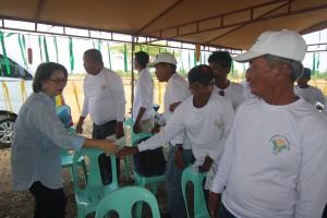 Farmers Field Schoold (FFS Corn) Field Day and Graduation Ceremonies (3)