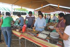Farmers Field Schoold (FFS Corn) Field Day and Graduation Ceremonies (32)