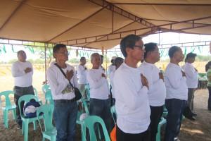Farmers Field Schoold (FFS Corn) Field Day and Graduation Ceremonies (9)