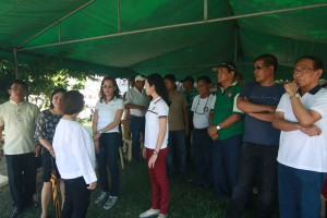 Ground Breaking Ceremony for the IBUILD Subproject - Moncada Tarlac (18)