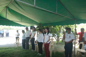 Ground Breaking Ceremony for the IBUILD Subproject - Moncada Tarlac (20)