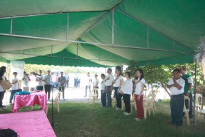 Ground Breaking Ceremony for the IBUILD Subproject - Moncada Tarlac (22)