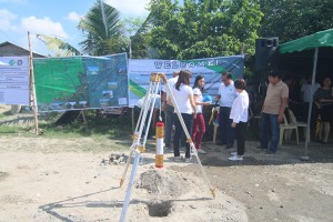 Ground Breaking Ceremony for the IBUILD Subproject - Moncada Tarlac (26)