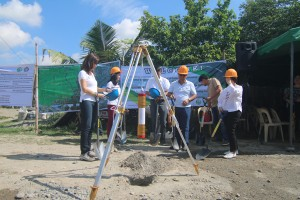 Ground Breaking Ceremony for the IBUILD Subproject - Moncada Tarlac (27)