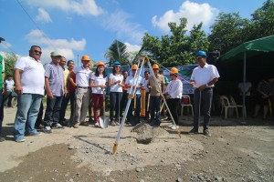 Ground Breaking Ceremony for the IBUILD Subproject - Moncada Tarlac (29)