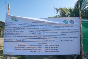 Ground Breaking Ceremony for the IBUILD Subproject - Moncada Tarlac (3)