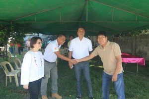 Ground Breaking Ceremony for the IBUILD Subproject - Moncada Tarlac (5)