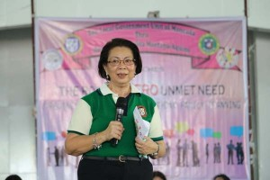 Launching of Everyday Family Planning initiative - Moncada Tarlac (16)