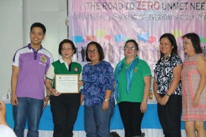 Launching of Everyday Family Planning initiative - Moncada Tarlac (17)