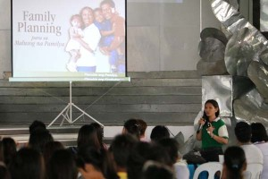 Launching of Everyday Family Planning initiative - Moncada Tarlac (18)