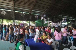 Launching of Everyday Family Planning initiative - Moncada Tarlac (2)