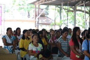 Launching of Everyday Family Planning initiative - Moncada Tarlac (8)