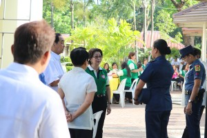 TURN OVER CEREMONY PNP CHIEF OF POLICE - Moncada Tarlac (1)
