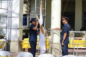 TURN OVER CEREMONY PNP CHIEF OF POLICE - Moncada Tarlac (10)
