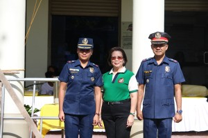 TURN OVER CEREMONY PNP CHIEF OF POLICE - Moncada Tarlac (11)