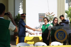TURN OVER CEREMONY PNP CHIEF OF POLICE - Moncada Tarlac (3)