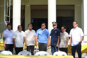 TURN OVER CEREMONY PNP CHIEF OF POLICE - Moncada Tarlac (5)