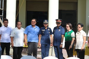 TURN OVER CEREMONY PNP CHIEF OF POLICE - Moncada Tarlac (6)