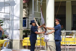 TURN OVER CEREMONY PNP CHIEF OF POLICE - Moncada Tarlac (9)