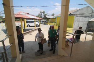 Turn over of One (24) classroom school building @ Lapsing Elementary School March 17, 2017