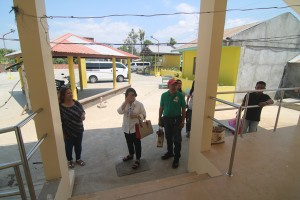 Turn over of One (25) classroom school building @ Lapsing Elementary School March 17, 2017