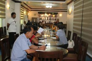 Monthly Meeting of the Provincial Tourism of Tarlac